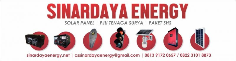 PJU Tenaga Surya All in One